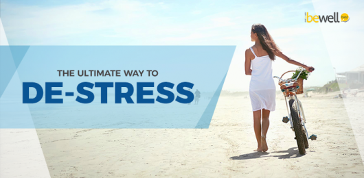 April Is Stress Awareness Month: 9 Ways You Can De-Stress