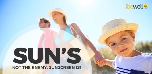 <thrive_headline click tho-post-51986 tho-test-608>Sun's Not The Enemy, Sunscreen Is! How To Get Safe Sun Exposure</thrive_headline>