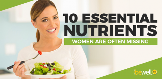 10 Essential Nutrients Many Women Are Missing (And How to Get Them)