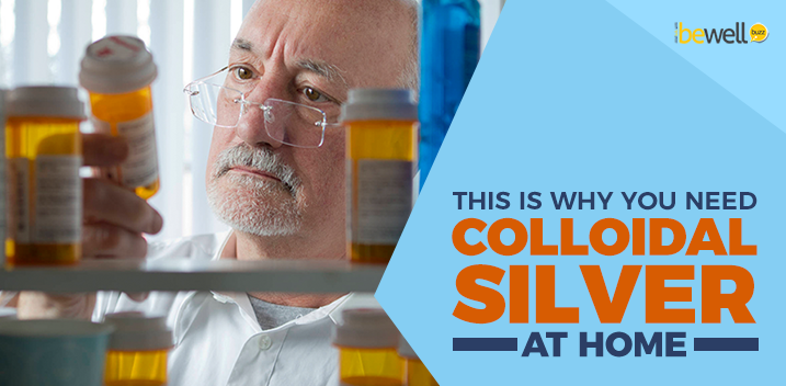 7 Ways Colloidal Silver Helps You Stay Healthy