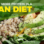 Are You Vegan? Here's How To Add More Protein To Your Diet