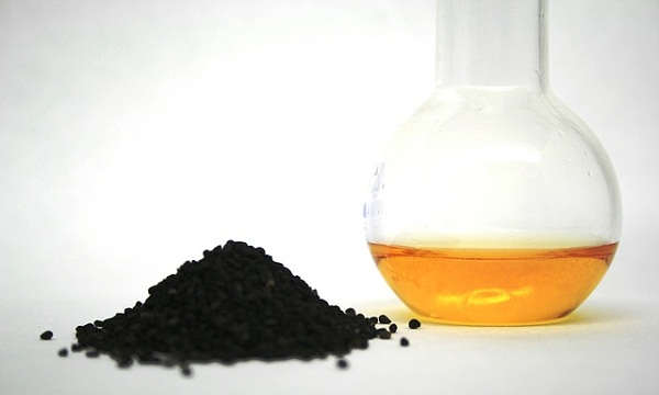 97 of 144 strains of antibiotics-resistant bugs were inhibited by black cumin oil.