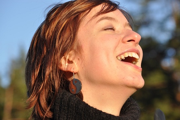 A good, hearty session of laughter triggers the release of serotonin, which helps reduce depression.