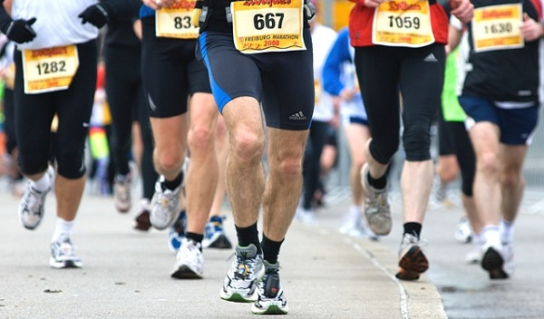 The run-walk method can be particularly useful for long races, like marathons.
