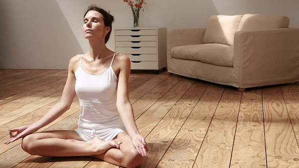 Meditation helps lower stress, a known trigger for sickle cell anemia.