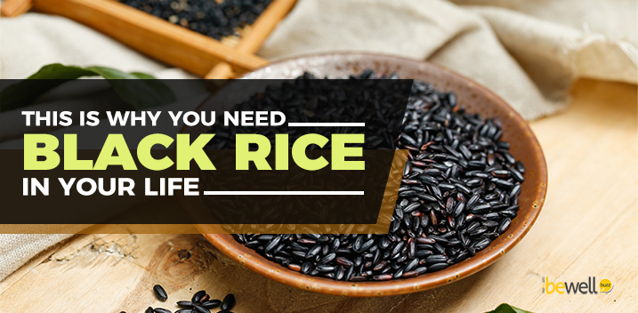 This Is Why You Need Black Rice in Your Life