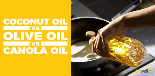 The Best Cooking Oil: Coconut Vs Olive Vs Canola
