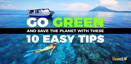 10 Easy Ways You Can Help Save The Planet