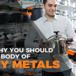 The Dangers of Heavy Metal Toxicity—and How to Detox