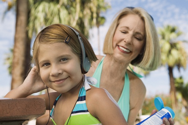 Buy a good-quality, consumer reports-tested sunscreen to protect yourself and your family.