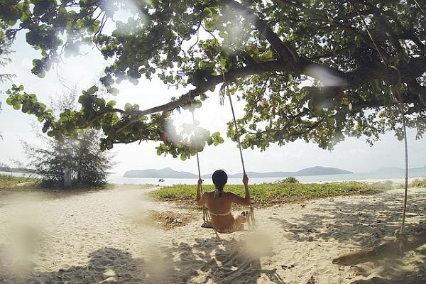 Seek shade – sunscreen is not magical!