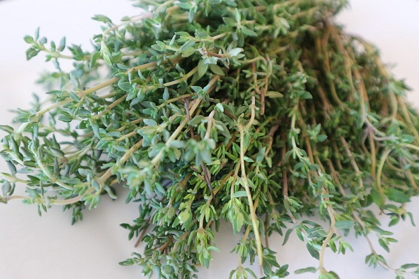 Thyme is a natural anti-cancer herb.