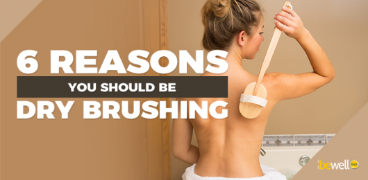 6 Amazing Benefits of Dry Brushing Your Skin