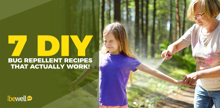 7 DIY Bug Repellent Recipes That Actually Work!