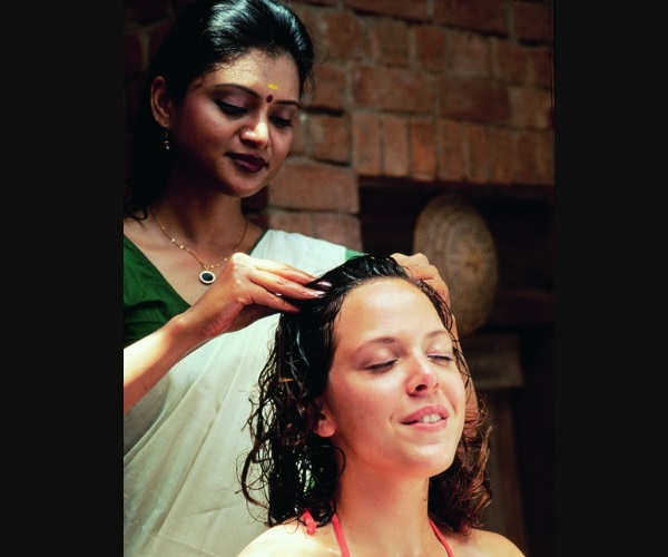 One of the oldest forms of massage is the Ayurvedic massage from India.