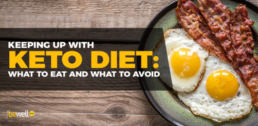 What to Eat and What to Avoid When on A Keto Diet