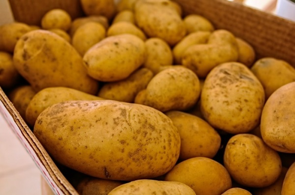 Eat Some Starchy Vegetables to keep your blood sugar balanced.