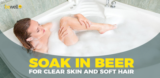 7 Reasons Your Body Will Absolutely Love A Beer Bath