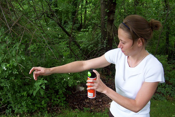 The ingredients in commercial bug repellents are dangerous for people.
