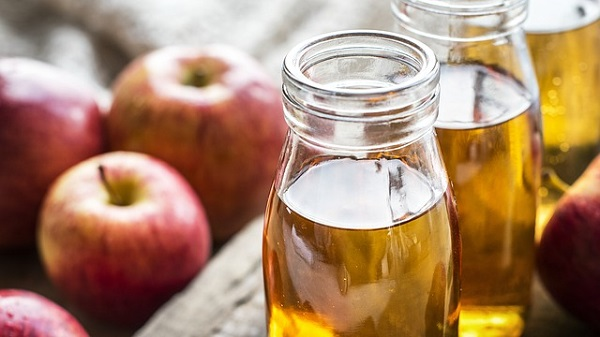 Apple Cider Vinegar for heartburn: many people swear by this natural remedy.
