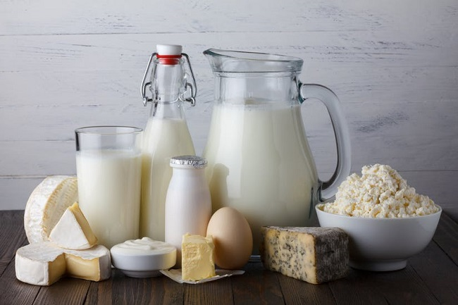 High-fat dairy is a good keto diet choice.