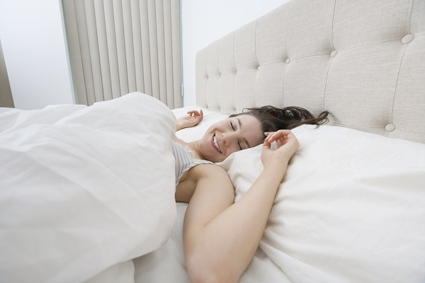 Sleeping in certain positions can aggravate sciatic nerve pain.