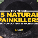 Got Pain? One Of These 15 Natural Painkillers From Your Pantry Might Be The Answer