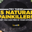 Medicine Foods—Natural Painkillers in Your Kitchen