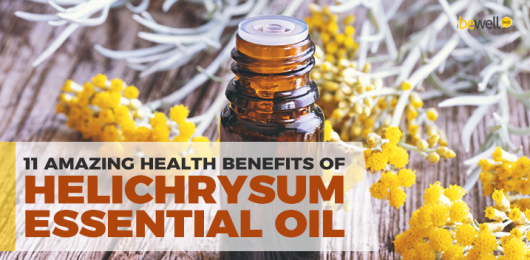 11 Reasons Why You Need to Use Helichrysum Essential Oil