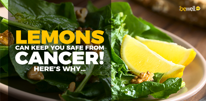 Lemons Can Keep You Safe from Cancer! Here's Why…
