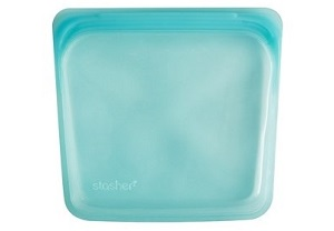 Reusable silicone bags