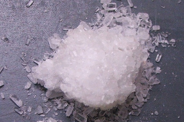Epsom salt is particularly good for skin disorders.