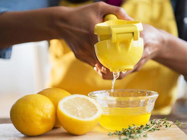 The cleansing, disease-fighting power of lemons