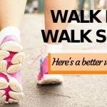 How to Turn Your Walk into a Workout