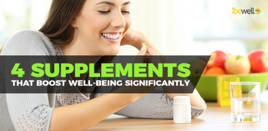 4 Surprising Supplements That Can Greatly Boost Well-Being
