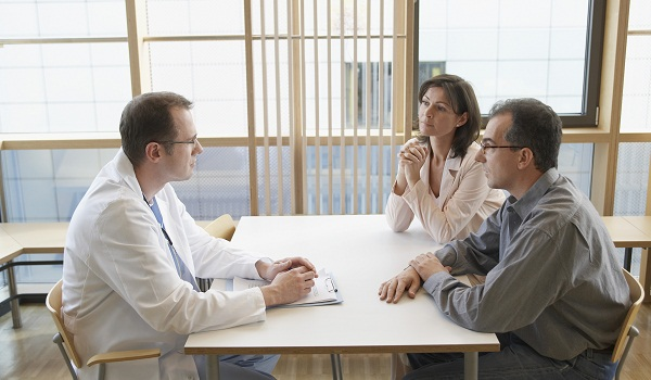 Counseling aims to help the depression patients think about their problems and find solutions.