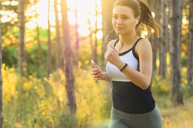 workout - walk