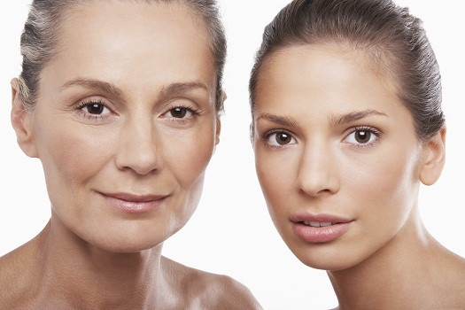 Collagen powder improves skin and hair health.