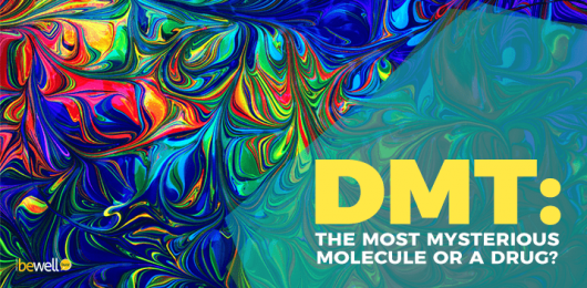 DMT: A Most Mysterious Molecule? Or A Drug?