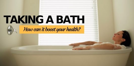 Five Ways Taking a Bath Can Boost Your Health