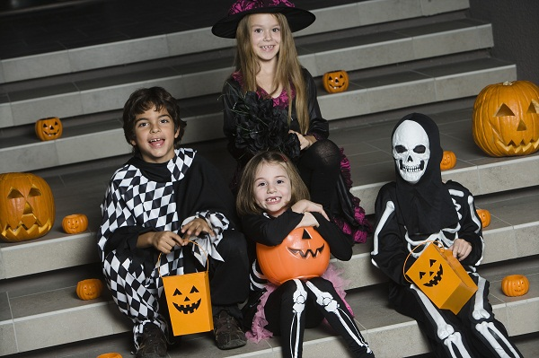 The fall season is packed with healthy foods and Halloween fun.