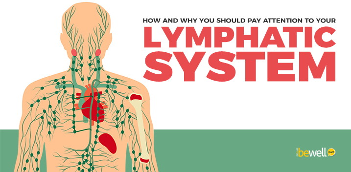 How and Why You Should Pay Attention to Your Lymphatic System