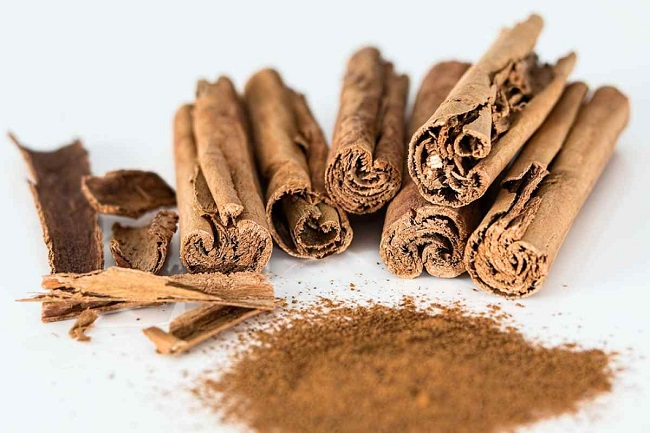Healthy brain: Cinnamon significantly improves scores on memory tests.