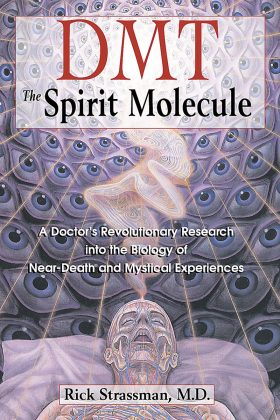 Dr. Rick Strassman discovered that the DMT molecule is biologically very safe and not harmful to the body.