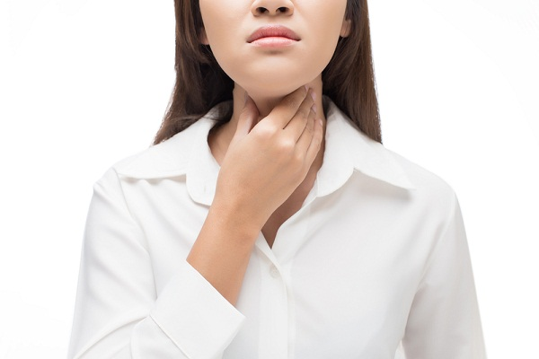 """We've all felt our lymph nodes during cold and flu season—we sometimes call them """"swollen glands,"""" which isn't far from reality."""