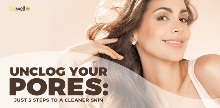 The Most Affordable, All-Natural Way to Unclog Your Pores
