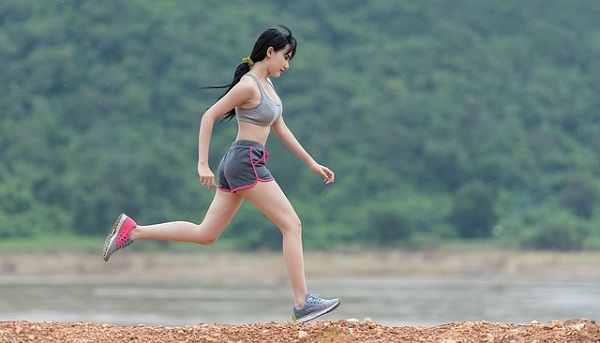 Exercise helps to increase lung capacity.