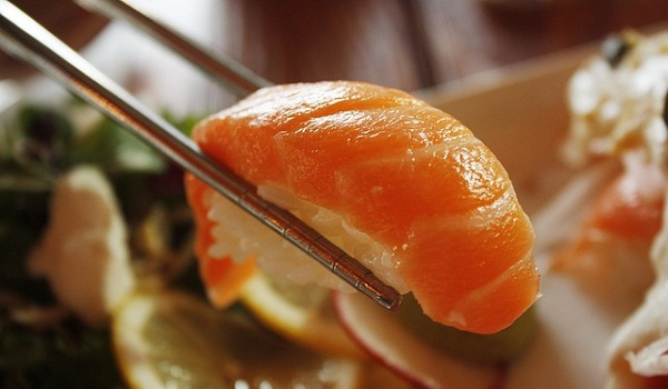 You can find omega-3 fatty acids in oily fish like salmon and mackerel.