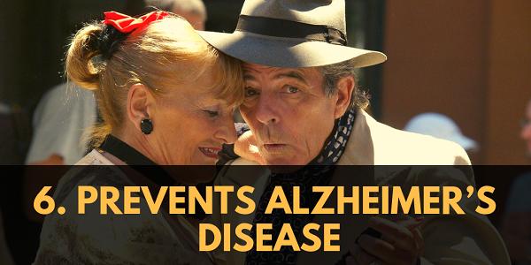 MCT Oil Prevents Alzheimer's Disease