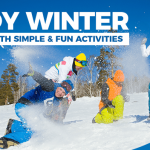 Make the Most of The Winter Season with These Activities